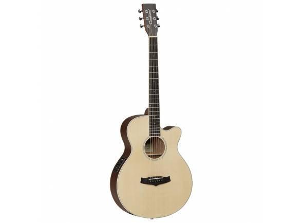 Guitarra Acústica eletrificada 4/4/Guitarras Folk Tanglewood TW1