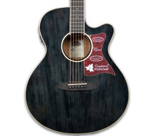 Guitarras Tanglwood Guitarra Acústica eletrificada 4/4/Guitarras Folk Tanglewood TW4 BS