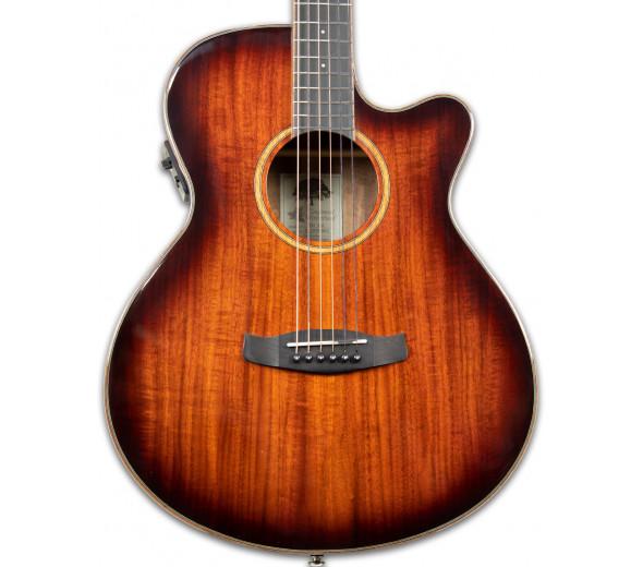 Outras guitarras acústicas Tanglewood TW4-KOA