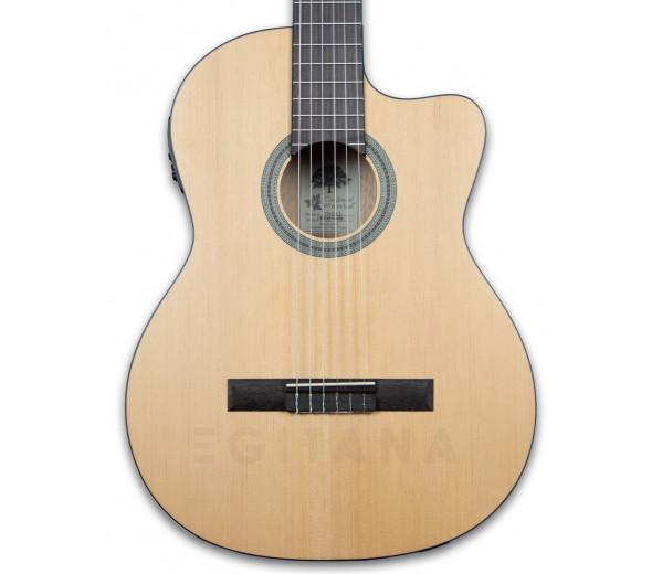 Guitarras clássicas eletrificadas Tanglewood TWC-E2