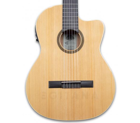 Guitarras Tanglwood Guitarras clássicas eletrificadas Tanglewood TWC-E3