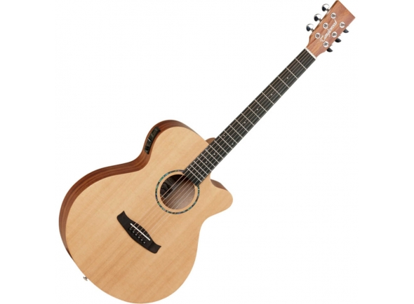 Guitarra Acústica eletrificada 4/4/Guitarras Folk Tanglewood TWR-SFCE II