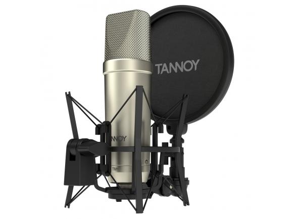 Microfone de membrana grande Tannoy TM1 CompleteVocalRecording