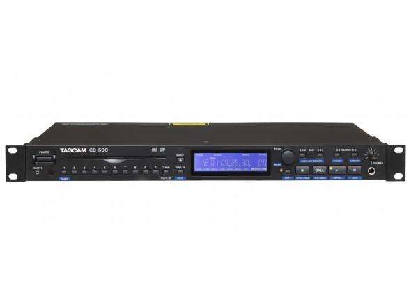 CD PLAYER/Leitor de CD simples Tascam CD-500B