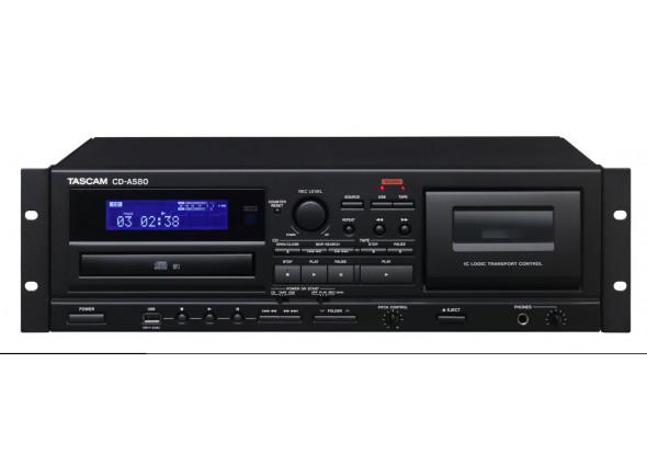 Leitor de CD simples Tascam  CD-A580