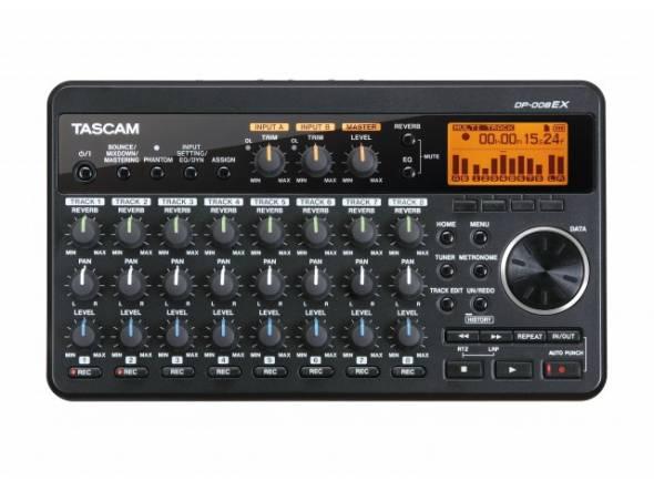 Gravadores Digitais Tascam DP-008 EX