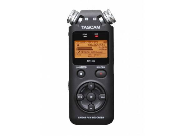 Gravadores Digitais Tascam DR-05 V2