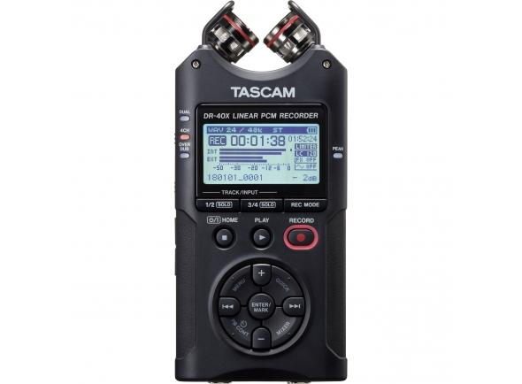Gravadores Portáteis Tascam DR-40X B-Stock