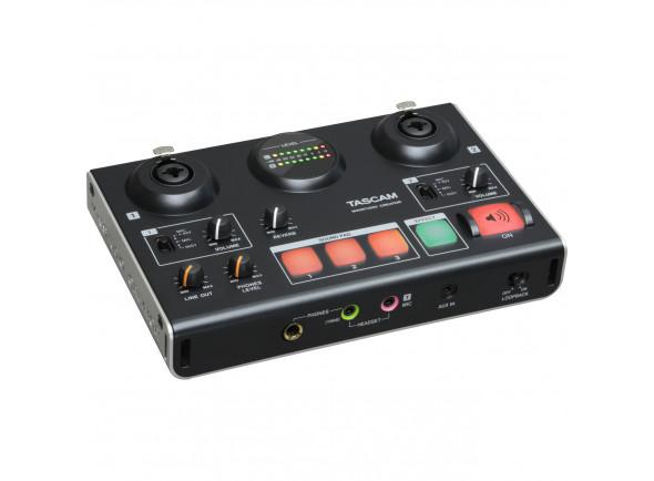 Interface Áudio USB Tascam  MiNiSTUDIO Creator US-42B