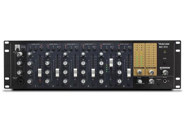 Mixer embutido para instalação permanente/Mesas de Mistura para Rack Tascam MZ-372 Mixer