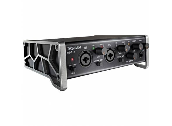 Tascam US-2X2 