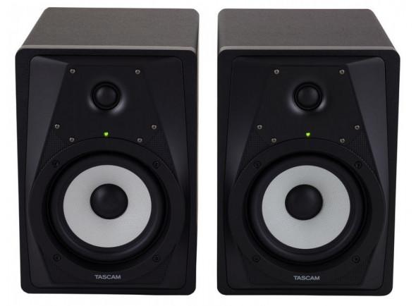 Monitores de estúdio bidirecionais ativos/Monitores de estúdio activos Tascam VL-S5
