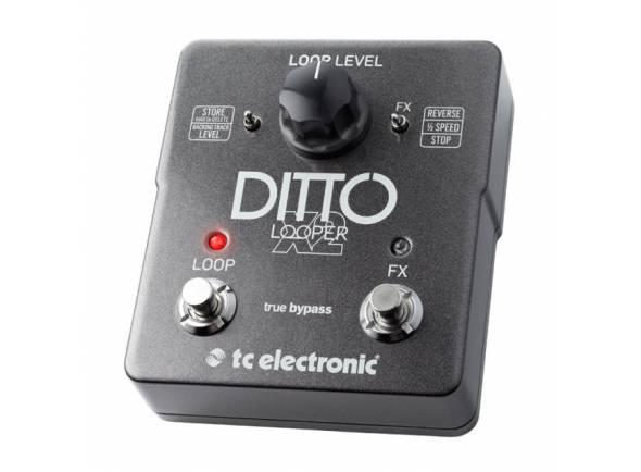 Ver mais informações do  TC Electronic Ditto X2 Looper