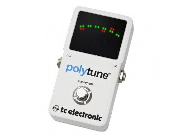 Ver mais informações do Pedal/Afinador TC Electronic Polytune 2