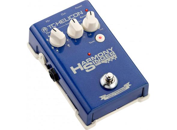 Processadores para vocalistas TC Helicon  Harmony Singer 2