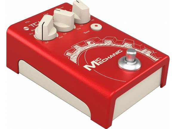 Processadores para vocalistas TC Helicon Mic Mechanic 2
