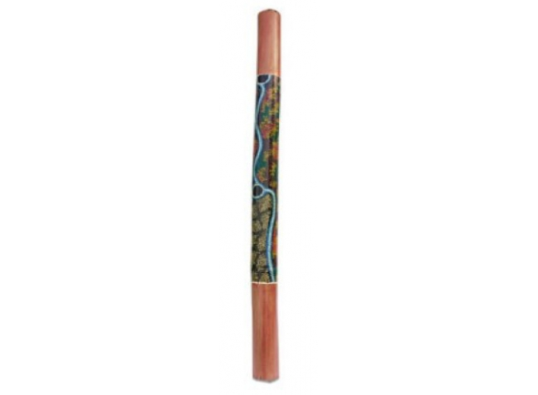 Outros Sopros Terre Didgeridoo 120cm Painted