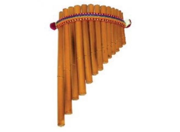 Flauta de PAN Terre Flauta Pan Peru 13 Tubos