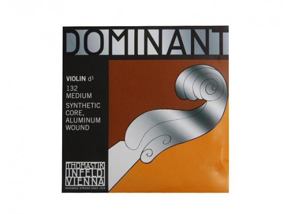 Corda para violino/Cordas Thomastik Dominant 1/2 Violin Ré String