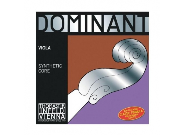 Cordas para Viola Thomastik Dominant D Viola medium