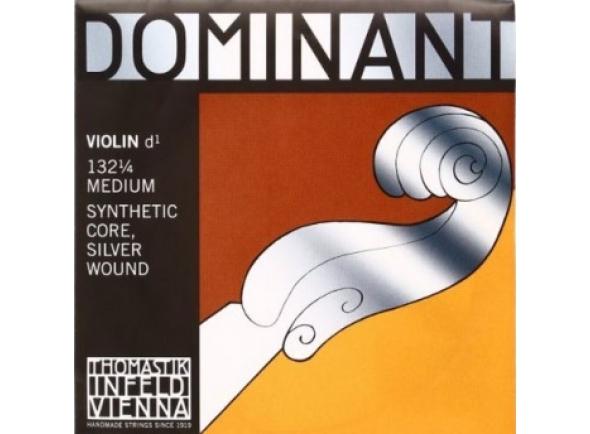 Corda para violino /Cordas Thomastik Dominant Violin Ré String 1/4
