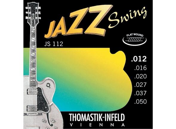 Jogo de cordas .012 Thomastik JS112