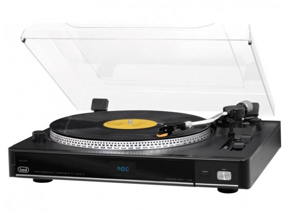 Gira-discos de alta fidelidade Trevi TT-1075