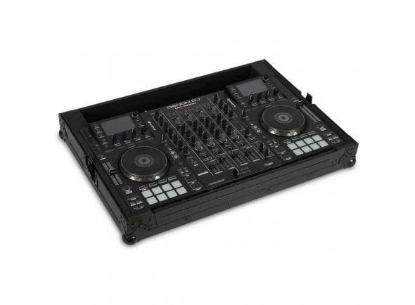 Malas de Transporte DJ UDG ULTIMATE FLIGHT CASE DENON MCX8000 BLACK
