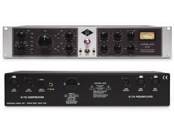 Interface Áudio USB Universal Audio 6176