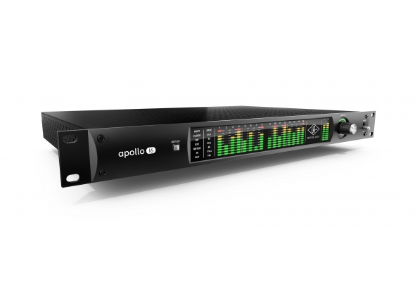 Interfaces de áudio Thunderbolt Universal Audio Apollo 16