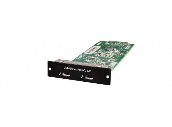 Interfaces de áudio Thunderbolt Universal Audio Apollo Thunderbolt 3 Card