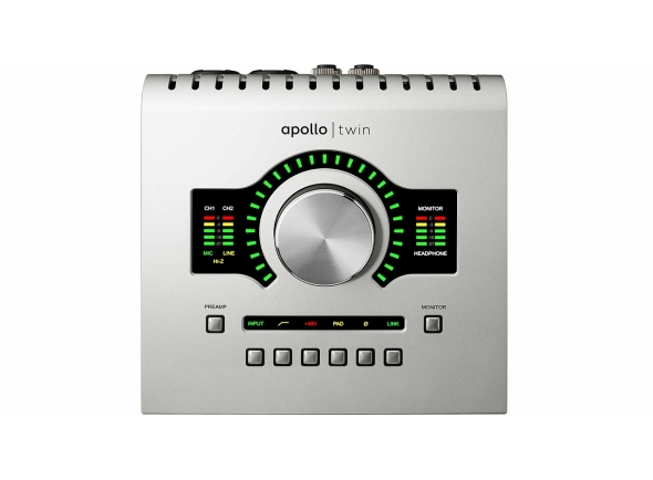 Interfaces de áudio Thunderbolt Universal Audio  Apollo Twin USB Duo