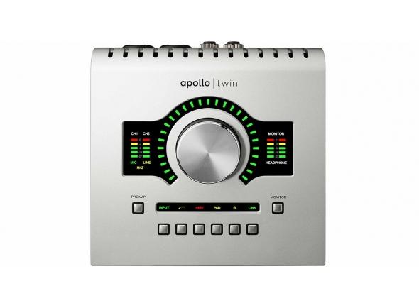 Ver mais informações do  Universal Audio  Apollo Twin USB Duo