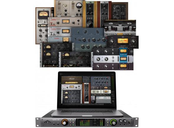 Interfaces de áudio Thunderbolt Universal Audio Apollo x6 Heritage Edition