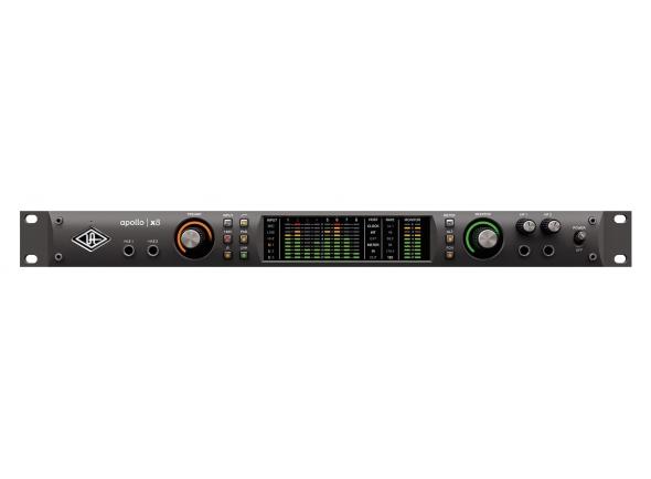 Interfaces de áudio Thunderbolt Universal Audio Apollo x8