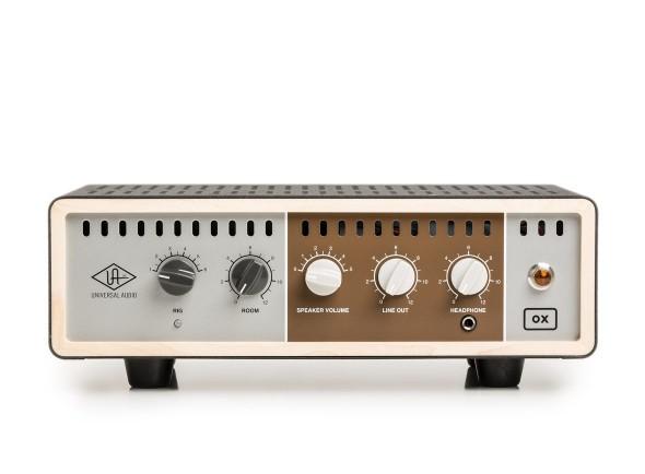 Amplificadores para guitarra eléctrica Universal Audio OX Amp Top Box
