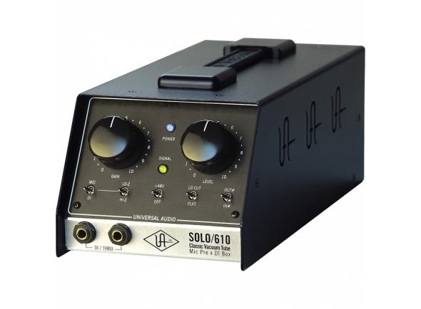 Pré-amplificador Universal Audio Solo 610