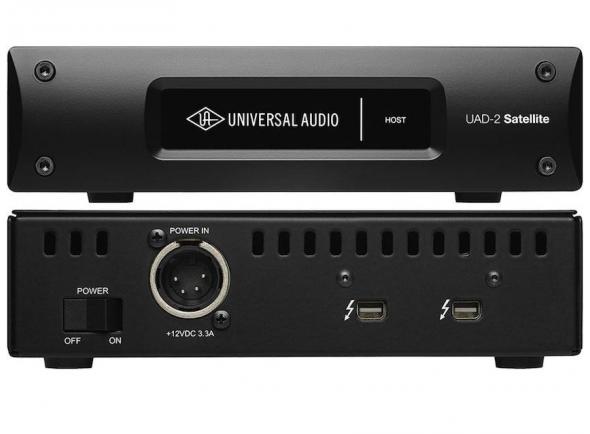 Interface Áudio USB Universal Audio UAD-2 Satellite Octo