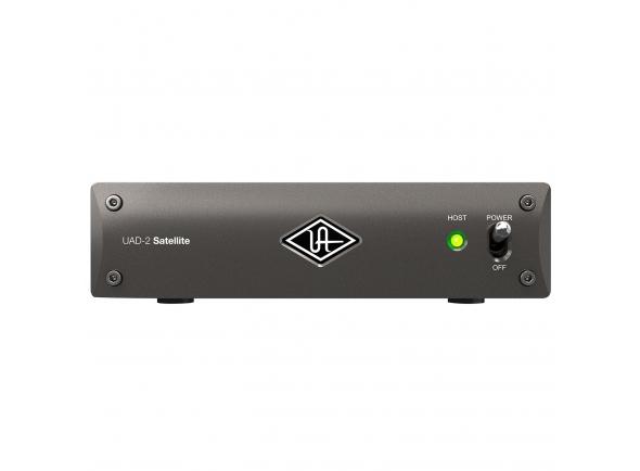 Interfaces de áudio Thunderbolt Universal Audio UAD-2 Satellite TB3 Octo