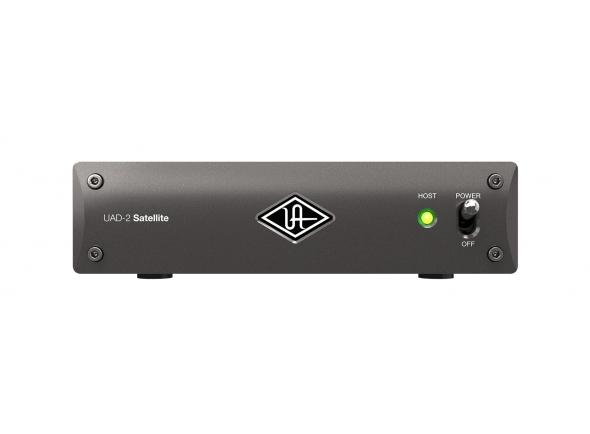 Interfaces de áudio Thunderbolt Universal Audio UAD-2 Satellite TB3 Quad