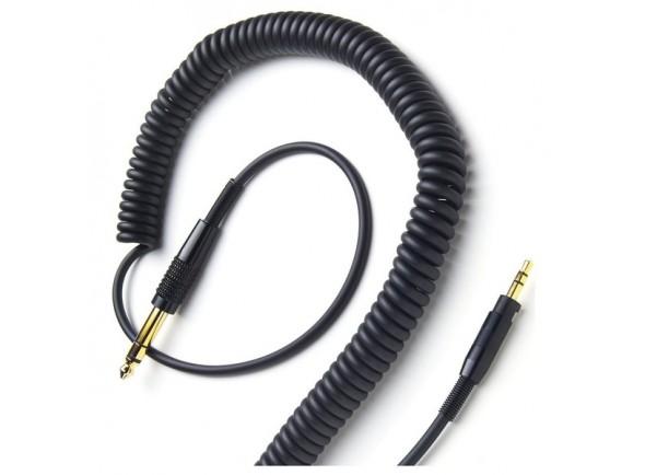 Cabo de fone de ouvido/Acessórios para auscultadores V-MODA CoilPro Cable