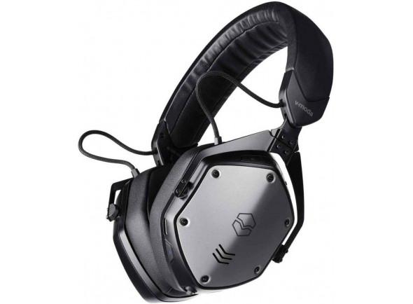 Auscultadores sem fio Wireless/Auscultadores com cancelamento de ruído V-MODA M-200 ANC Auscultadores Active Noise Cancelling