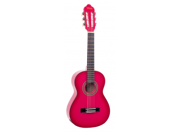 Guitarra Clássica Valencia 4/4 VC104 PKS
