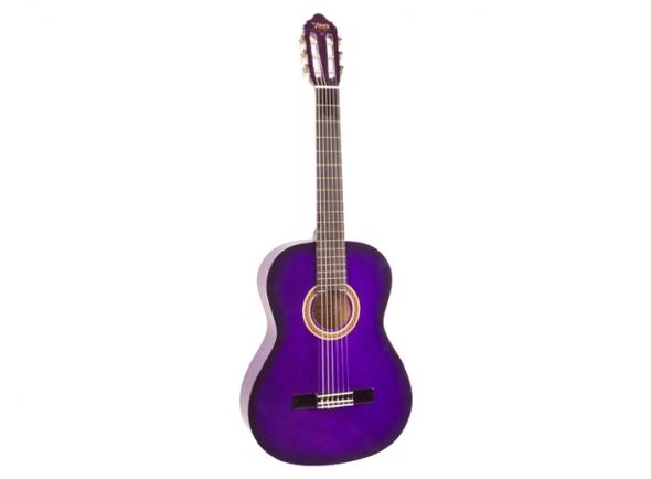 Guitarra Clássica Valencia VC102 1/2 PPSB