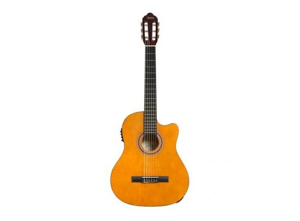 Outras guitarras acústicas Valencia VC104CE NT
