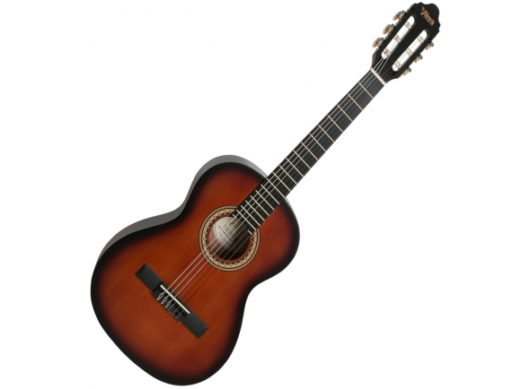 Guitarra Clássica Valencia VC203 3/4 CSB