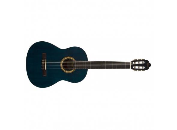 Guitarra Clássica Valencia VC204 TBU