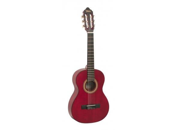 Guitarra Clássica Valencia VC204 TWR