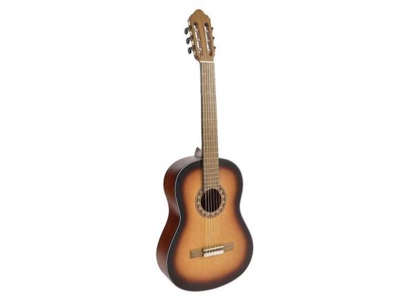 Guitarra Clássica Valencia VC304 ASB