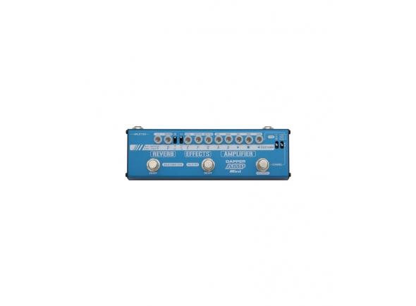 Efeitos para Guitarra Eléctica/Outros efeitos para guitarra elétrica Valeton Dapper Amp Mini